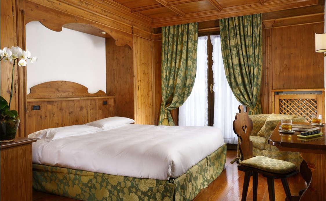 Quarto Standard do Park Hotel Faloria ****