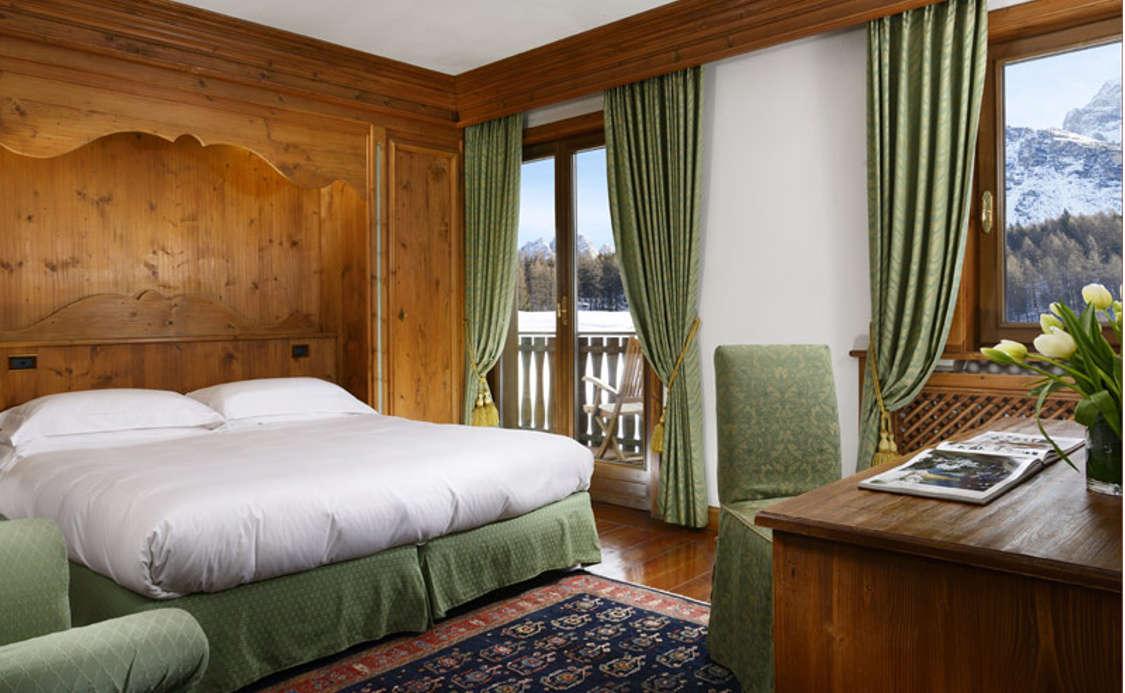 Suite Comfort do Park Hotel Faloria ****