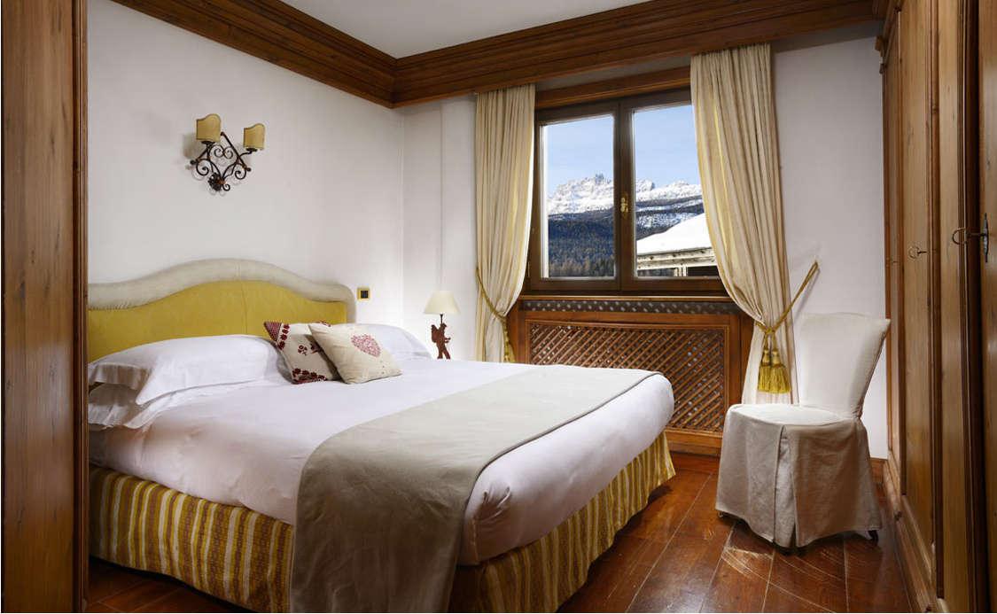 Suite Superior do Park Hotel Faloria ****