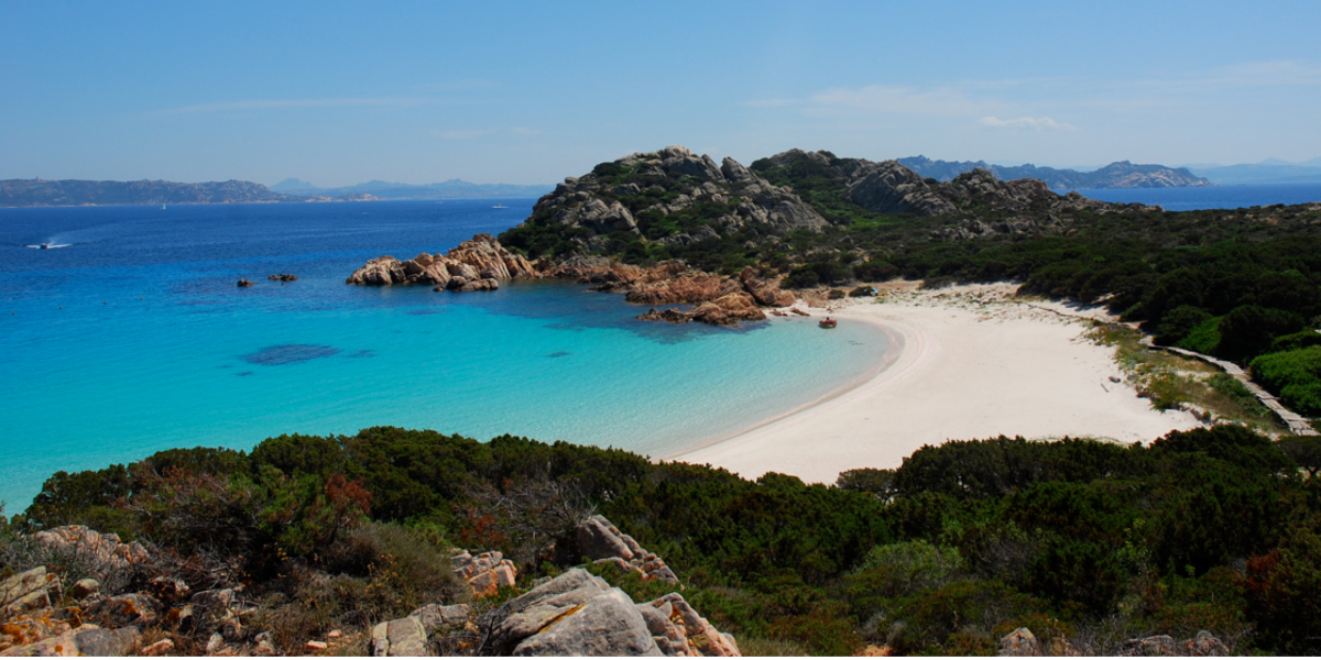 italia viagem mil lugares sardinha praia budelli