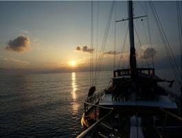 Ilhas Eolie em Gulet !! Tour de barco e bicicleta em 8 dias