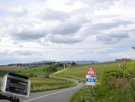 Mototour pela Toscana em 8 dias (de Milão)