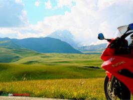 Roteiro de Moto pela Itália Central em 13 dias