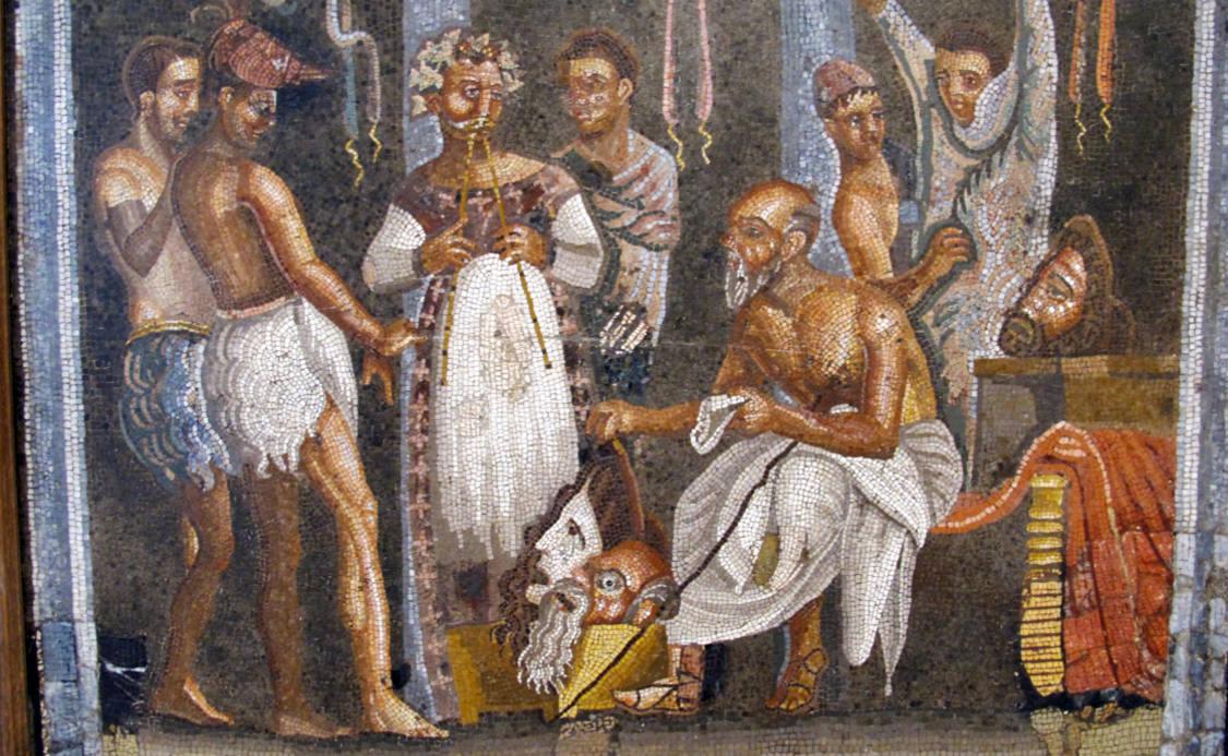 italia mil lugares viagem mosaico pompei