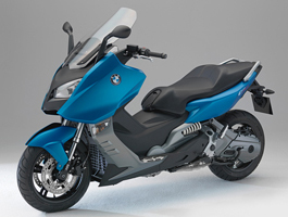 SCOOTER BMW C600 SPORT