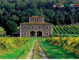 Mototour na Encantadora Toscana em 8 dias (de Roma)