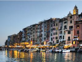 Ligúria e Costa Azul da França em 7 dias