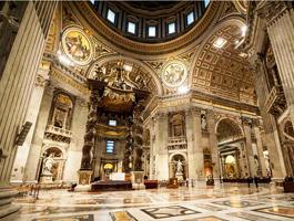 Museus do Vaticano, Capela Sistina e Basílica de São Pedro à manhã - 3,5 hrs
