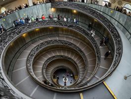 Vaticano (Museus e Jardins) + Basílica de São Pedro: 5 horas de excursão