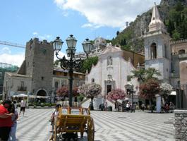 Encantos do Sul da Itália em 12 dias