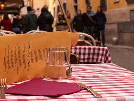 Degustação à Romana - Excursão em Roma - 3,5 hrs