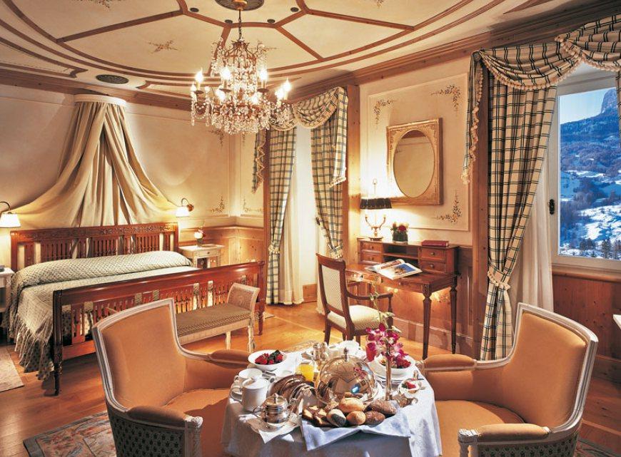 Quarto Superior do Cristallo Hotel SPA & Golf *****