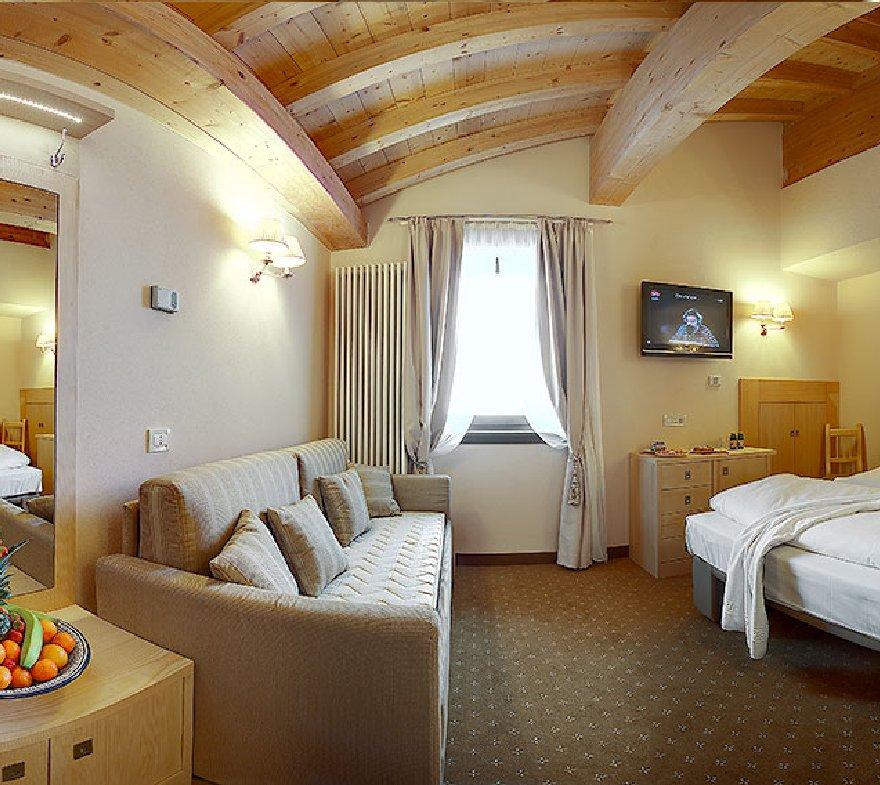 Quarto Comfort do Charme Hotel Alexander ****