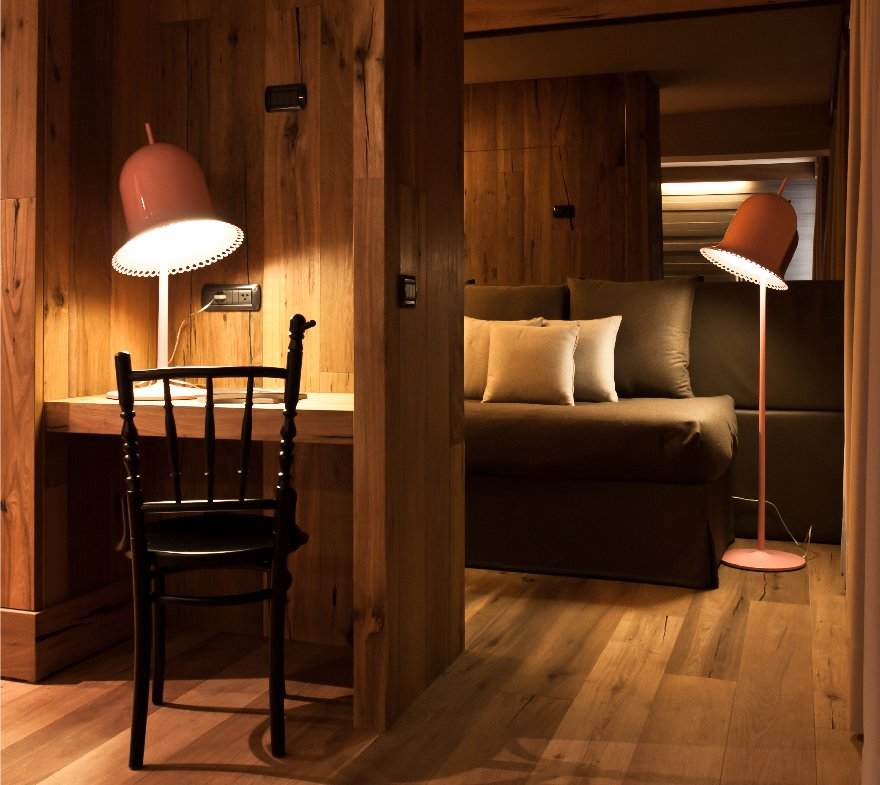 Junior Suite do Charme Hotel Alexander ****