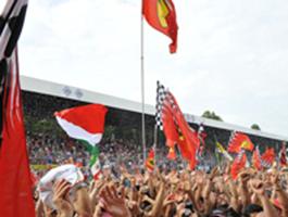 Gran Premio Fórmula 1 na Itália - Monza - Hotel + Bilhete