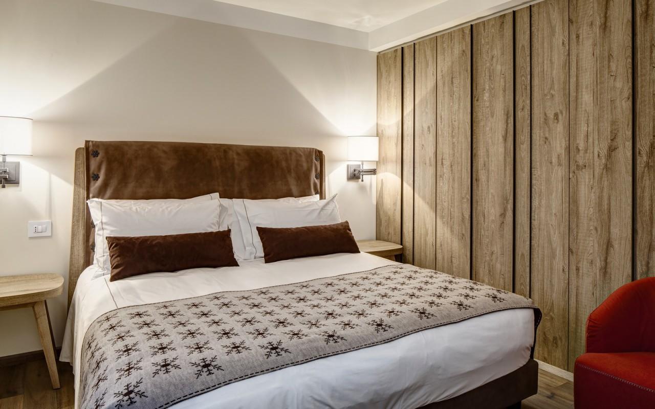 Quarto Comfort do Grand Hotel Courmayeur Mont Blanc *****