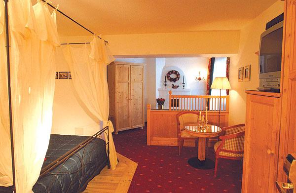 Attic Junior Suite do Hotel Acadia ****