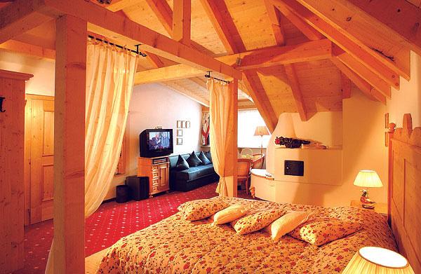 """Junior Suite """"Romantica"""" do Hotel Acadia ****"""