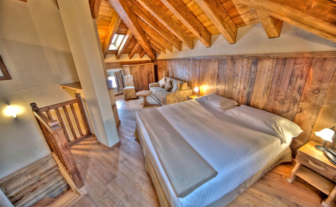 Suites  do Hotel Le Miramonti ****