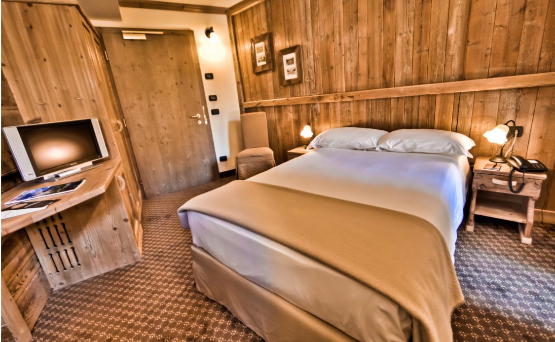 Quarto Superior do Hotel Le Miramonti ****