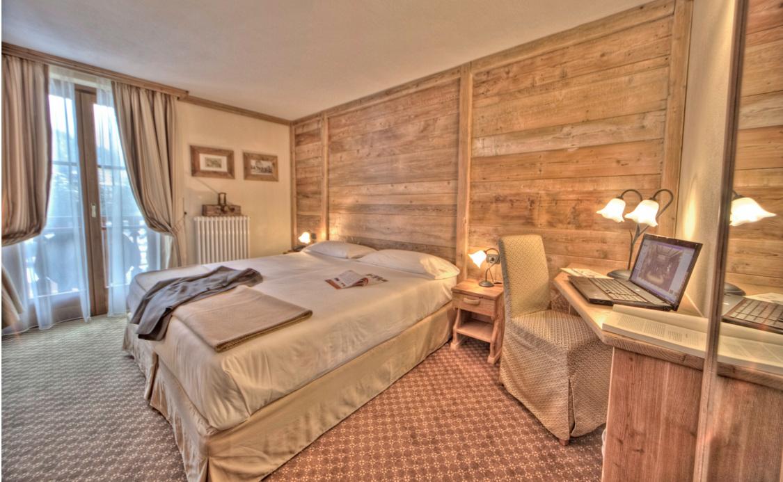 Quarto Francês do Hotel Le Miramonti ****