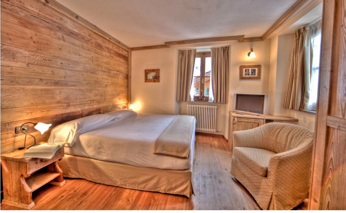 Quarto Comfort do Hotel Le Miramonti ****