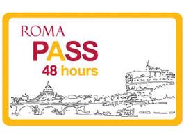 Roma Pass 48 Horas - Cartão 48 Horas