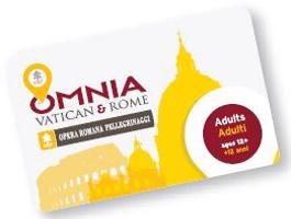Omnia Vatican & Rome - Cartão turístico de 72 horas