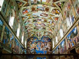 Museu Vaticano e Capela Sistina - Excursão em Roma