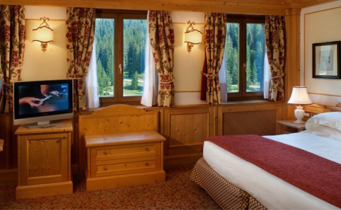 Quarto Deluxe do Golf Hotel ****
