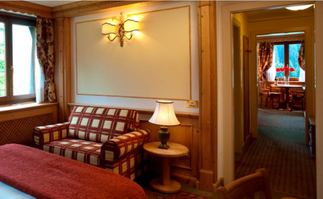 Junior Suite do Golf Hotel ****