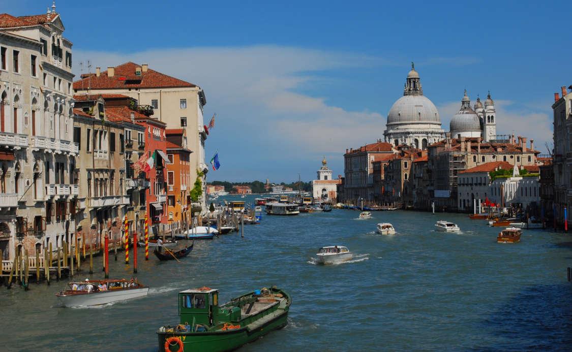 italia mil lugares veneza canal