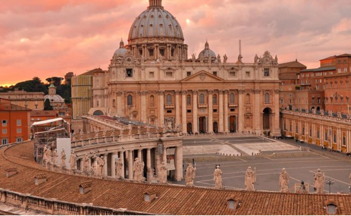 italia mil lugares viagem vaticano roma