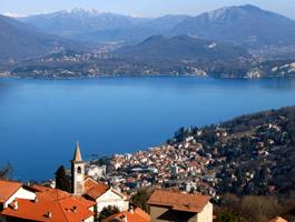 Grandes Lagoas Italianas em 4 dias