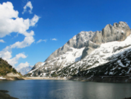 Mototour pelos Alpes e Dolomites em 13 dias