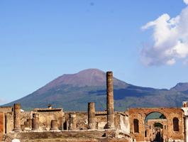 Pompéia & Vesúvio em um dia!! Excursão 6 horas