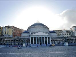 Meio dia de visita a Nápoles & Pompéia - Excursão 5 horas